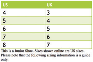 adidas-shoes-juniors size chart