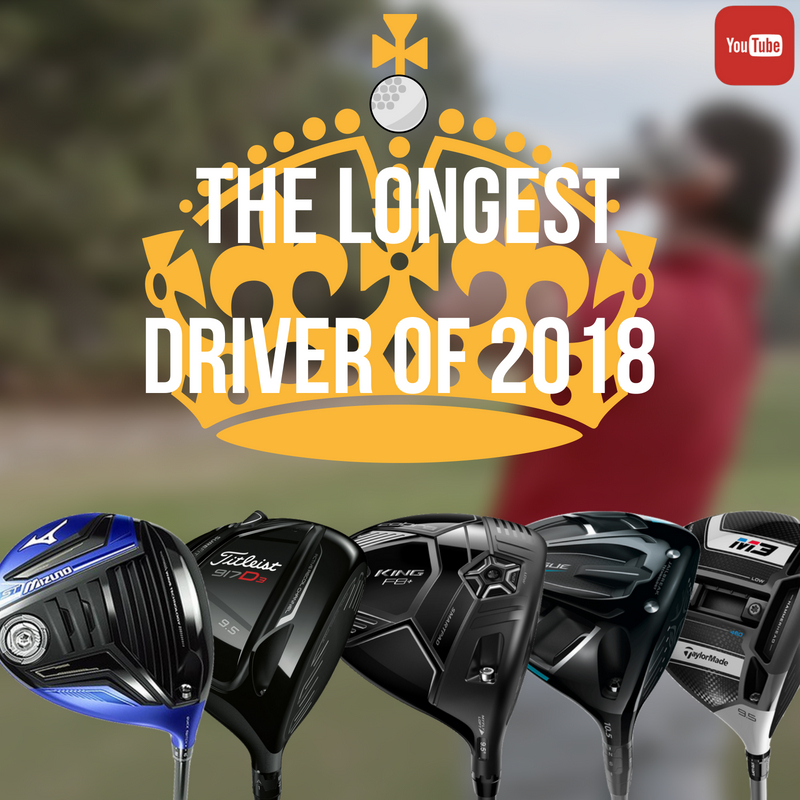 The Longest Driver Of 2018 Golfbox