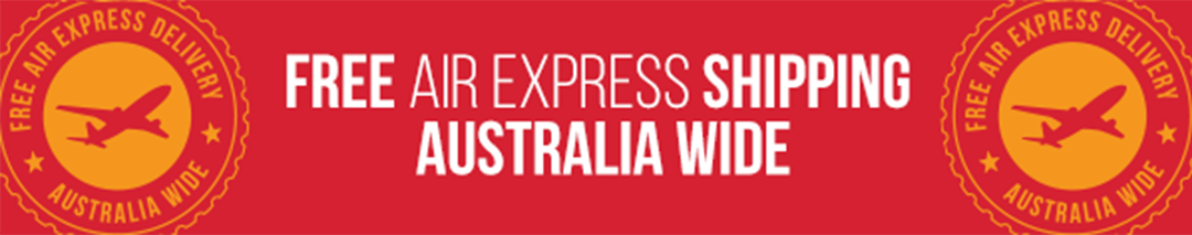 Free Air Express Shipping Australia Wide