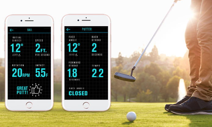 GEN i1 Intelligent Golf Ball app