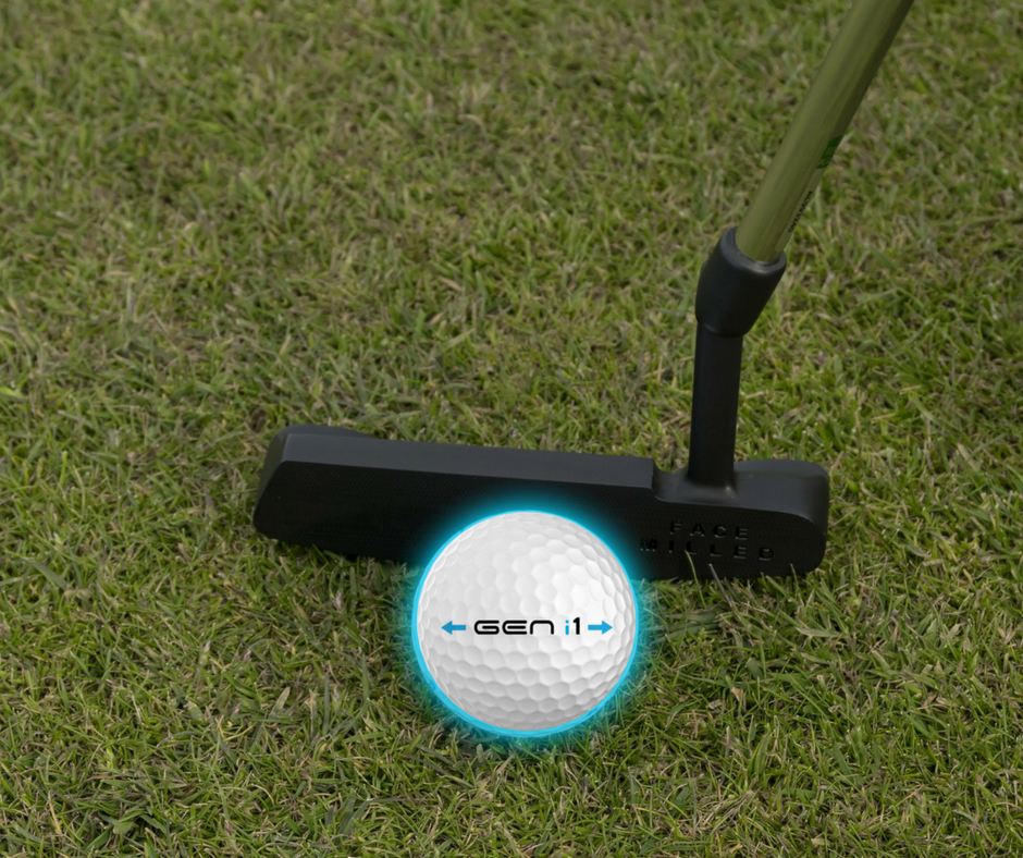 GEN i1 Intelligent Golf Ball 1