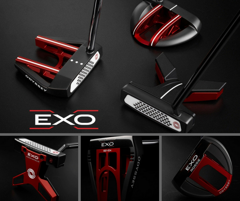 Odyssey EXO Putters | GolfBox