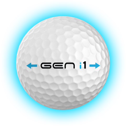 GEN i1 Intelligent Golf Ball