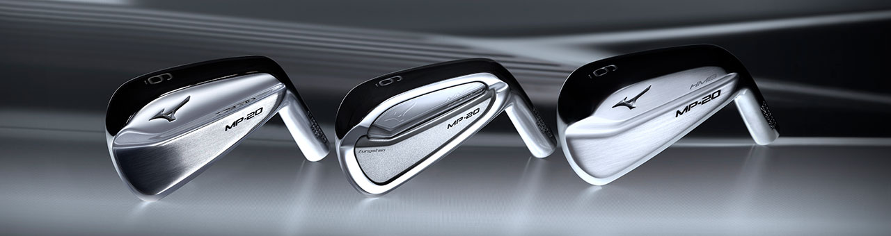 The Mizuno MP-20 Iron Family