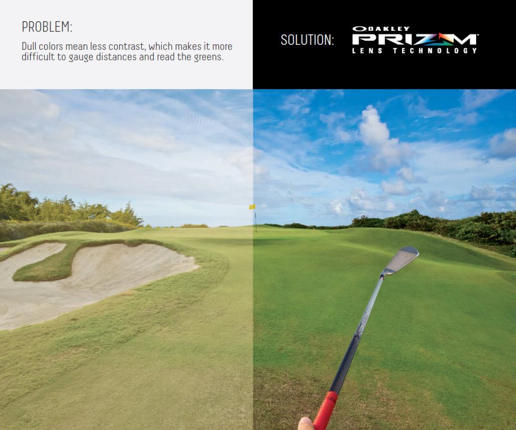 2c83dc0855 Oakley Sunglasses - Prizm Lens Review - GolfBox