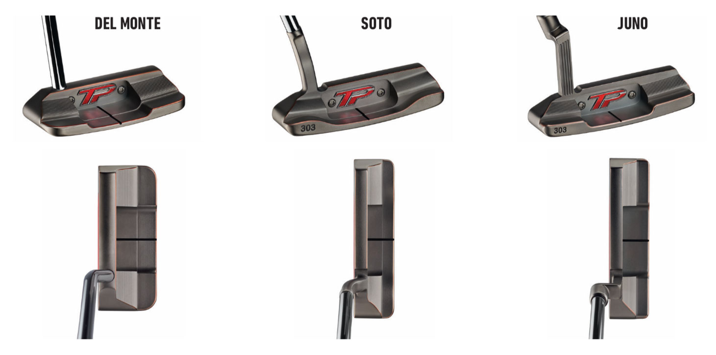 Taylormade TP Collection Patina Putters